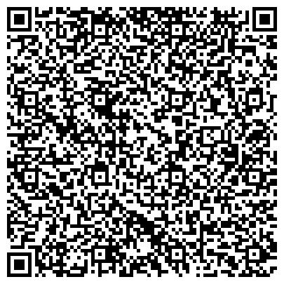 QR-код с контактной информацией организации Пожарная безопасность, Консультационный центр, ЧП