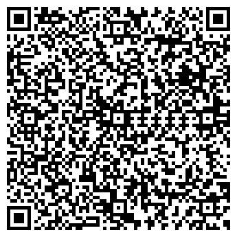 QR-код с контактной информацией организации Хамула, ООО