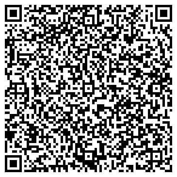QR-код с контактной информацией организации Украинская строительная компания №1, ООО