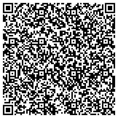 QR-код с контактной информацией организации Орган экологической сертификации и маркировки, ВГО Живая планета