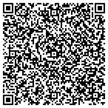 QR-код с контактной информацией организации Частная нотариальная контора, ЧП