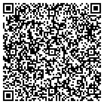 QR-код с контактной информацией организации ЛендСервис, ООО