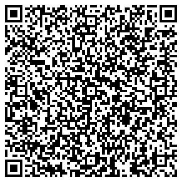 QR-код с контактной информацией организации Меридиана, ООО