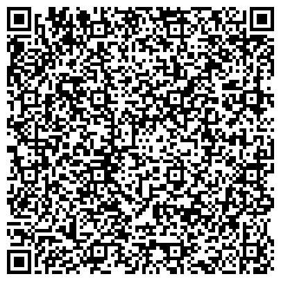 QR-код с контактной информацией организации Агентство недвижимости Доверие сервис, ООО