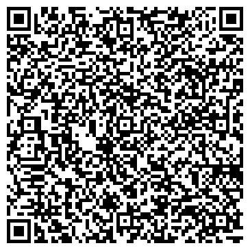 QR-код с контактной информацией организации Юридическая фирма Акценты, ООО