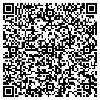 QR-код с контактной информацией организации ЛДА
