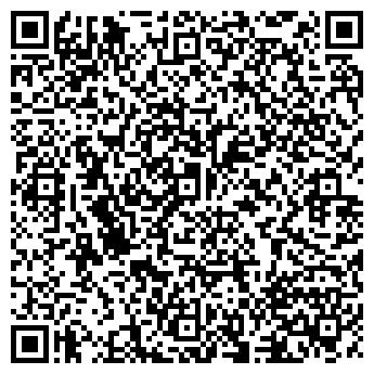QR-код с контактной информацией организации ИНТЕРЬЕР, САЛОН-МАГАЗИН