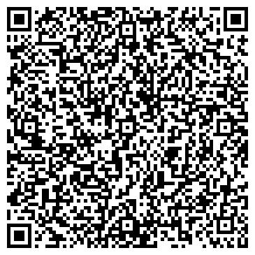 QR-код с контактной информацией организации Виздом Сервис, ООО