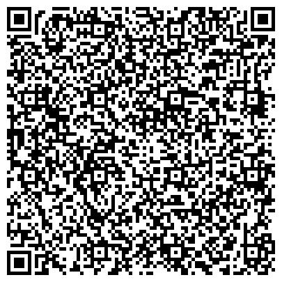QR-код с контактной информацией организации НТЦ Промышленная безопасность и аудит, ТОО