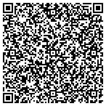 QR-код с контактной информацией организации notarius, ИП
