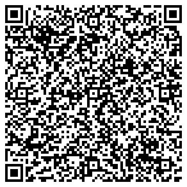 QR-код с контактной информацией организации Бюро юридических услуг, ИП