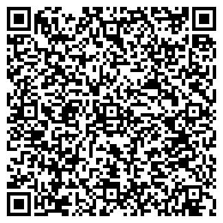 QR-код с контактной информацией организации Аман агенство, ИП