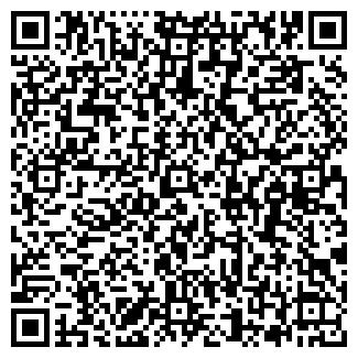 QR-код с контактной информацией организации ОРВИН, ПКФ, ЧП