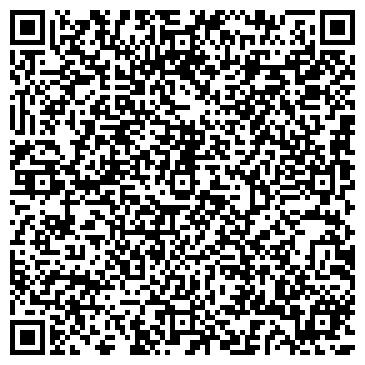 QR-код с контактной информацией организации Центр безопасности и права, ЧП