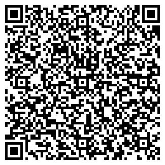 QR-код с контактной информацией организации Dinex co, ТОО