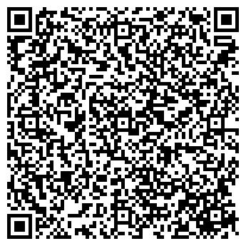 QR-код с контактной информацией организации Траст ЮК, ООО
