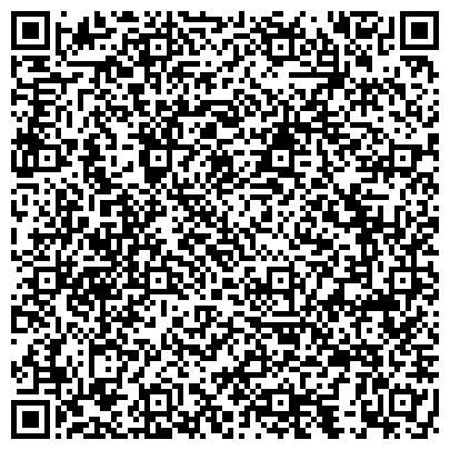 QR-код с контактной информацией организации Адвокаси, Правозащитная ассоциация (ADVOKASI)