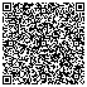 QR-код с контактной информацией организации Интер-Партнер, ЧП