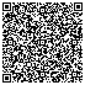 QR-код с контактной информацией организации Антонов, ИП