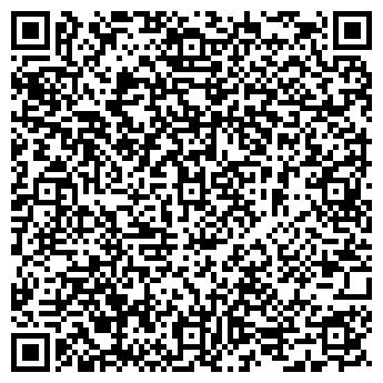 QR-код с контактной информацией организации LED-IS ltd