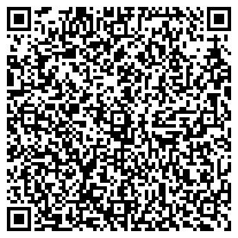 QR-код с контактной информацией организации ТОВ СавВАТС