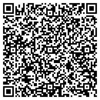 QR-код с контактной информацией организации Объединение All-info