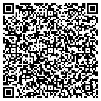 QR-код с контактной информацией организации ИП Кырыкбаева