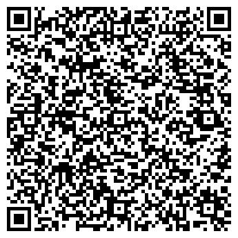 QR-код с контактной информацией организации АН КЛЮЧ