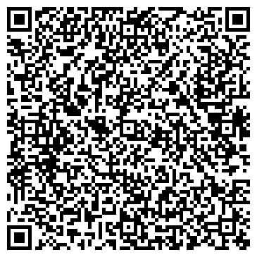 QR-код с контактной информацией организации ИП «Quick Winners»
