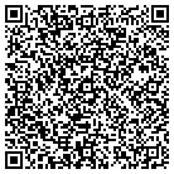 QR-код с контактной информацией организации ТОО Аккреция