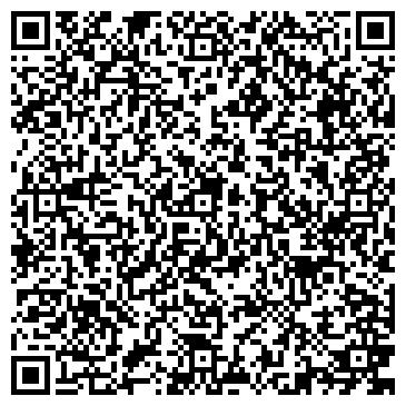 QR-код с контактной информацией организации Субъект предпринимательской деятельности СПД Калинова А. А.