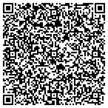 QR-код с контактной информацией организации Преф-сервис, ЧП