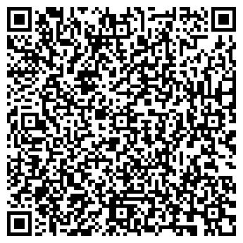 QR-код с контактной информацией организации iService