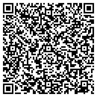 QR-код с контактной информацией организации BugService