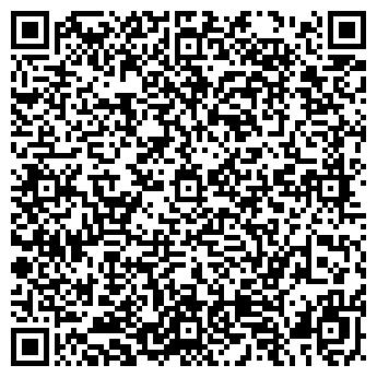 QR-код с контактной информацией организации АГАТ, ФАБРИКА, ЗАО