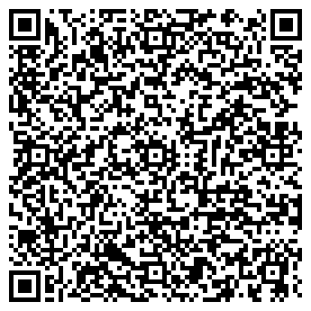 QR-код с контактной информацией организации Азия-Фрахт, ТОО