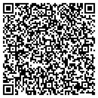 QR-код с контактной информацией организации SCREEN SERVICE