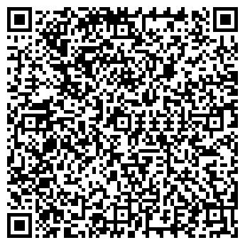 QR-код с контактной информацией организации ИП DELETE