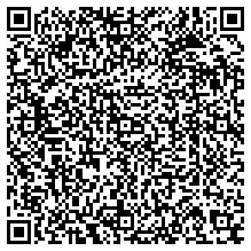 QR-код с контактной информацией организации Салон красоты Анель