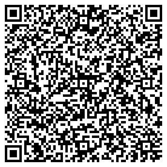 QR-код с контактной информацией организации Центр услуги Мухамеджана