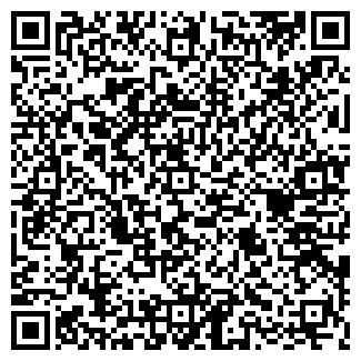 QR-код с контактной информацией организации SCORPOM