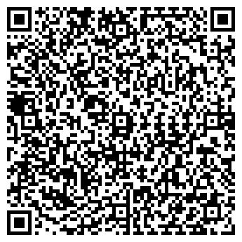 QR-код с контактной информацией организации ИП Попов В.В., Субъект предпринимательской деятельности