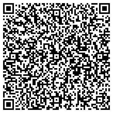QR-код с контактной информацией организации ИП Луттик М. А.