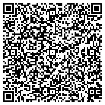 QR-код с контактной информацией организации Торговый дом Мастерфит