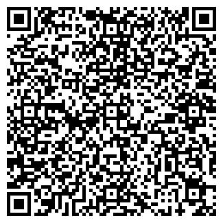 QR-код с контактной информацией организации МЕГА ДВЕРИ