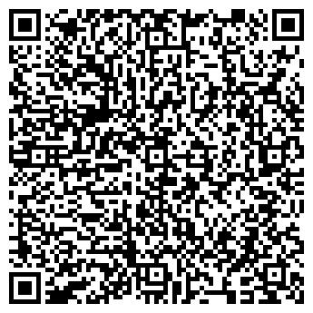 QR-код с контактной информацией организации Динар-дизайн, ООО