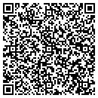 QR-код с контактной информацией организации Родея, ООО
