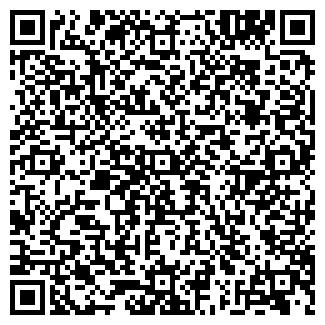 QR-код с контактной информацией организации Grom Art