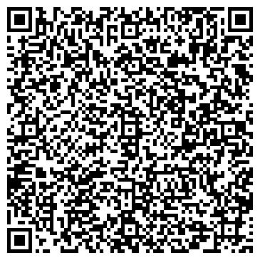 QR-код с контактной информацией организации Художественная школа Булавицких.