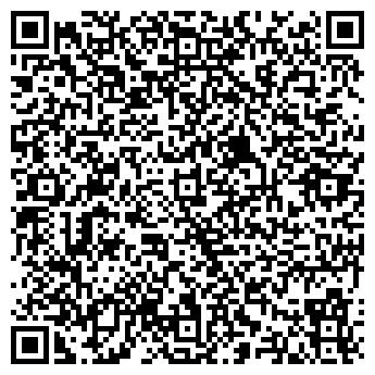 QR-код с контактной информацией организации Витраж-Декор